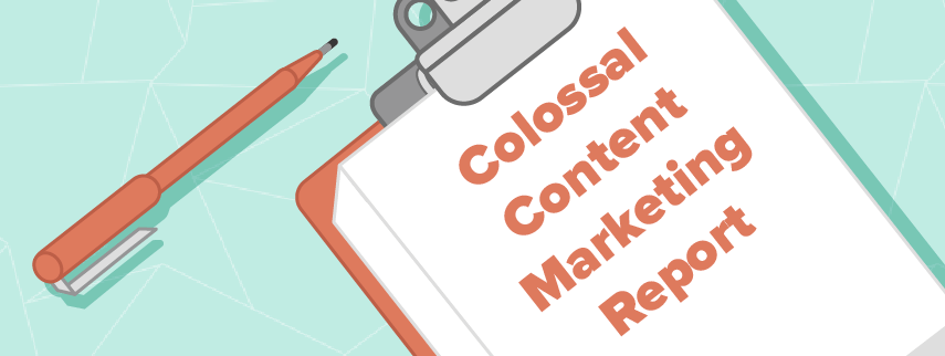 content marketing report