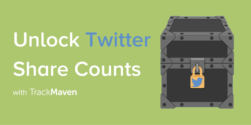TrackMaven Announces Support for Tracking Twitter Share Counts