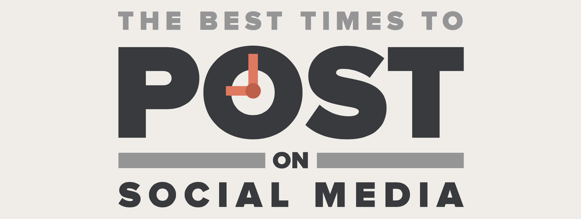 Best Times to Post on Social Media + Cheat Sheet for 75 Industries